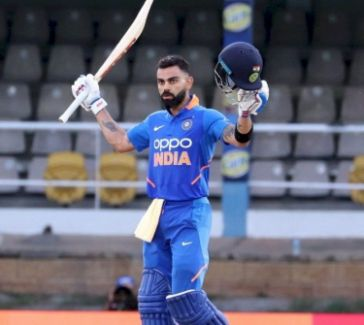 Virat Kohli No. 1, The Only Player To Play In All The Finals Of The ICC Tournament