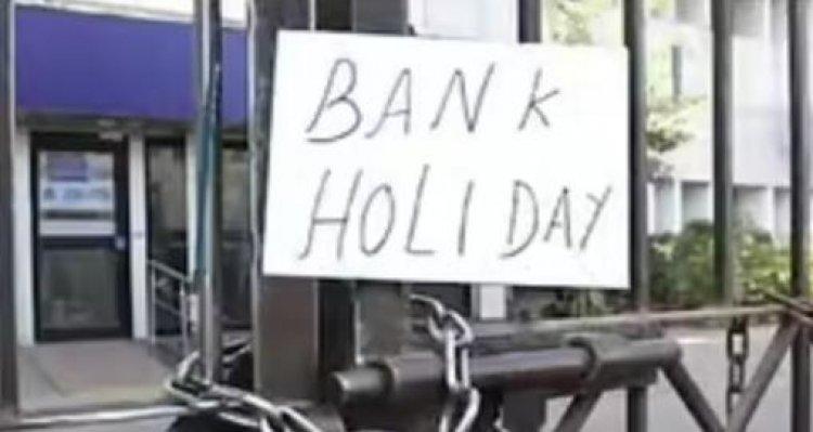 उद्यापासून 5 दिवस बँका बंद