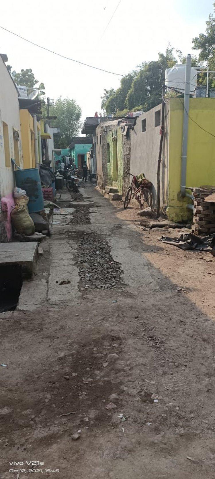 शहरातील प्रभाग क्र.15 मधील रखडलेले कामे न.प.ने तात्काळ पुर्ण करावे-  गोविंद मोहेकर